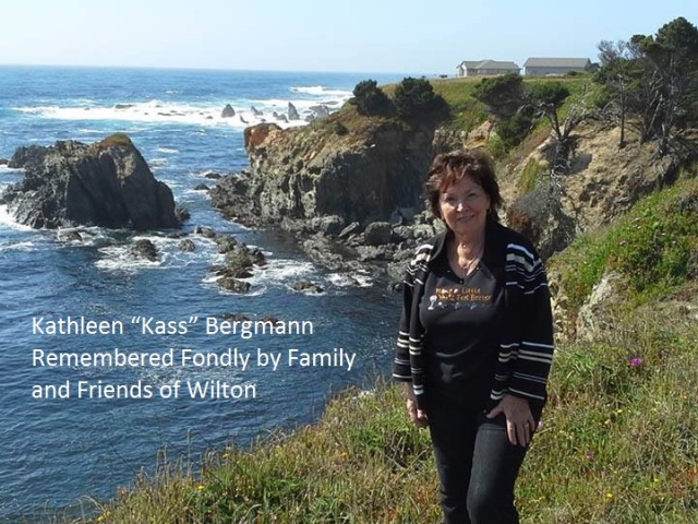 In Memoriam - Kathleen Bergmann