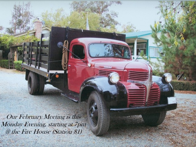 Our 1947 Dodge Farm TrucK